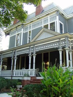 Tour a Beautiful Historic Victorian Home in Newnan, Georgia