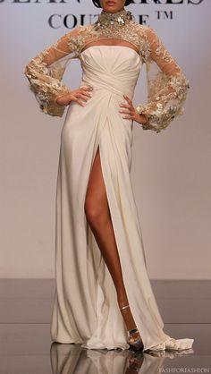 Jean Fares wedding dresses