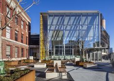 Gallery of Massachusetts College of Art and Design / Ennead Architects - 2