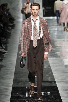 Fendi Spring 2018 Menswear Collection Photos - Vogue