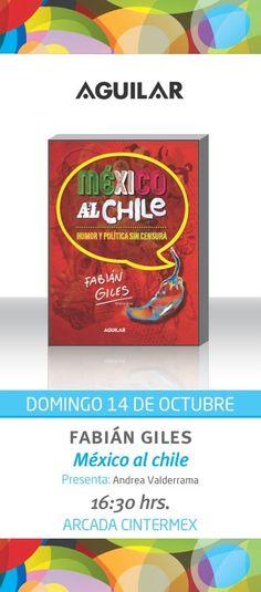 El display de promoción para la Feria del libro de Monterrey