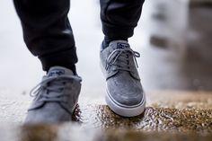 Nike SB Zoom Stefan Janoski Grey.