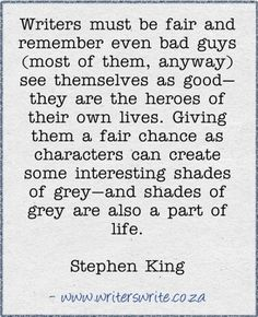 Stephen King | Writing Tips | Tumblr