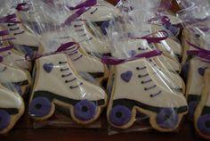 rollerskate cookies | Roller Skates!!!