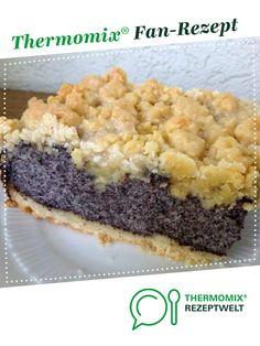 Saftiger Mohnstreusel von S64. Ein Thermomix ® Rezept aus der Kategorie Backen süß auf www.rezeptwelt.de, der Thermomix ® Community.