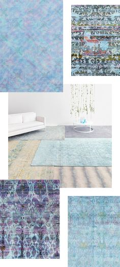 Reinvent your space with a one-of-kind rug from ABC Carpet & Home, the iconic NYC retail destination for innovative design. Truly a work of art, each rug is handmade by artisans from around the world. Discover luxurious silk rugs, colorful overdyed rugs, cutting-edge contemporary rugs and more, now 30-70% off during the Annual Summer Sale