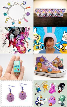 Adventure Time! I am i big freak when it comes to Adventure time! Want those shoes soooooooo badly