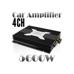Shop New PowerVox 5600 Watt 4 Channel Car Amplifier Black online at lowest price in india and purchase various collections of Electrical in N/A brand at grabmore.in the best online shopping store in india