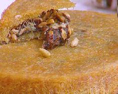 طريقة عمل كنافة بالتمر والسوداني في البيت بطريقة الشيف محمد حامد ~ مطبخ أتوسه على قد الايد
