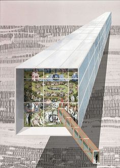 gymnasium bridge project steven holl - Google Search: