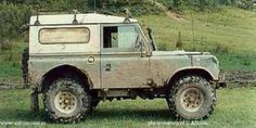 Land Rover Series 3. Love Rovers, wish parts were easier to come by.