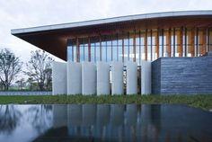 Jack Nicklaus Golf Club by Yazdani Studio » CONTEMPORIST