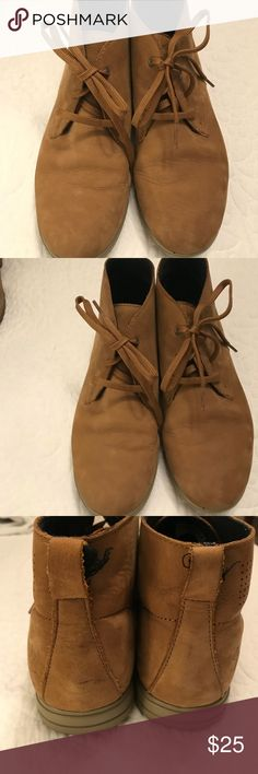 Under Armour Suede Chukka Boots