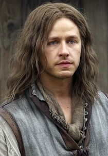 Ages before Elsa hit Storybrooke, one resident already had a run-in with someone from Arendelle.Sunday's Once Upon a Time (8/7c, ABC) uncovers more about David/Prince Charming (Josh Dallas) through a flashback in which he encounters Frozen's Anna (Elizabeth Lail),  who has traveled to the Enchanted Forest to complete her parents' final  quest. We're going to go back even before what we've seen previously  of David, when he was a shepherd, Dallas tells TVGuide.com...