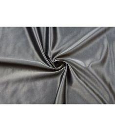 Cosplay by Yaya Han Power Ribbed Stretch Fabric-Gunmetal