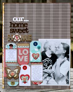 Wendy McKee - love the tags  #scrapbooking