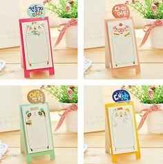 NEW-Cute-Animals-Post-It-Point-Index-Pad-Memo-Sticky-Notes-5-5cm-13cm
