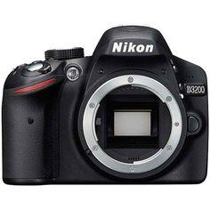 $330  Nikon D3200 Digital SLR Camera Body (Black) - Refurbished By Nikon USA Nikon http://www.amazon.com/dp/B009OAOG9S/ref=cm_sw_r_pi_dp_abnbub0EY6NAN