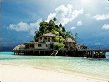 Misool Eco Resort in Raja Ampat