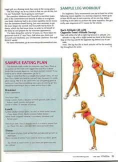 Tracy Anderson Abcentric Diet Plan whether Diet Pepsi Ingredients. Diet Pills On Tv. Tracy Anderson Workout, Tracy Anderson Diet, Tracy Anderson Method, Weight Loss Meal Plan, Best Weight Loss, Healthy Weight Loss, Trying To Lose Weight, How To Lose Weight Fast, Reduce Weight