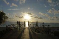 Yoga early morning patio to beaches Puerto Morelos Riviera Maya