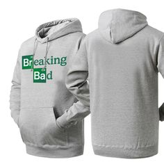 Breaking Bad fashion logo new style pullover hoodie