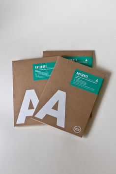 Antidote packaging Print Design Inspiration