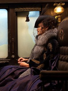 Keira Knightley in the title role ofAnna Karenina (2012).
