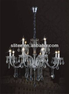 1.The hanging cristal lustre lighting is made in China.  2.Modern design cristal lustre.  3.Hight quality with competitive price