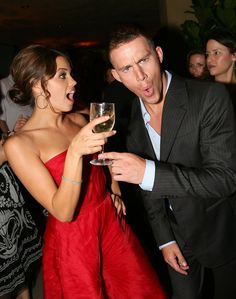 14 Photos Of Channing Tatum And Jenna Dewan-Tatum Through The Years