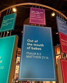 Psalm 8 2, Psalms, Bible Museum, Luke 6, Broadway Shows