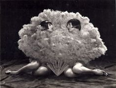 The Dolly Sisters, circa the 1920's.  #flappers