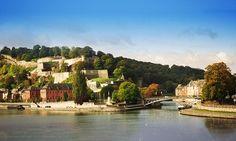 Séjour relaxant au bord de la Meuse