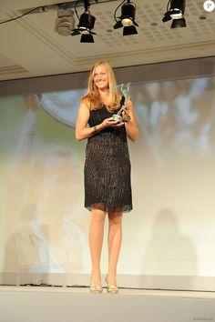 Victoria Azarenka - Soirée des Champions ITF au Pavillon d'Armenonville le 5…
