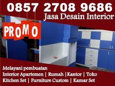 Beach Interior Design, Interior Design Studio, Kitchen Models, Kitchen Sets, Design Sushi Bar, Jakarta, Type 45, Interiors Online, Furnished Apartment