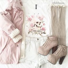 pastel outfit | Tumblr