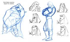 http://www.traditionalanimation.com/wp-content/uploads/2012/05/ruber_legal1.jpg ★    CHARACTER DESIGN REFERENCES™ (https://www.facebook.com/CharacterDesignReferences & https://www.pinterest.com/characterdesigh) • Love Character Design? Join the #CDChallenge (link→ https://www.facebook.com/groups/CharacterDesignChallenge) Share your unique vision of a theme, promote your art in a community of over 50.000 artists!    ★