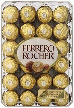 Ferrero Rocher, Hazlenut, 48 Count Ferrero http://www.amazon.com/dp/B000KJVIOI/ref=cm_sw_r_pi_dp_Vv8-ub1WRYW0C