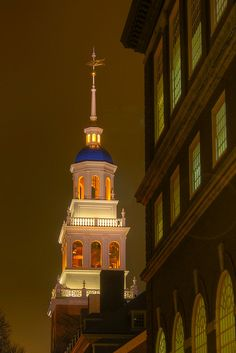 Lowell House tower at #Harvard