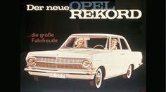 Opel - 1963 - Opel Rekord A:n mainos, 1963.