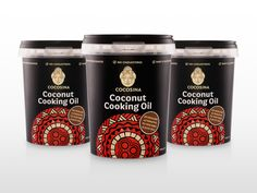 CocoSina Brand & Coconut Cooking Oil on Packaging of the World - Creative Package Design Gallery Cooking Oil, Packaging Design Inspiration, Food Packaging, Coconut Oil, Branding, Mugs, Creative Package, Tableware, Package Design
