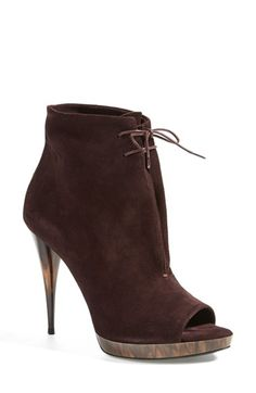 Burberry 'Jenkin' Bootie (Women) available at #Nordstrom