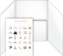 Custom folder dielines (from Neenah)