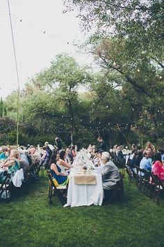 California outdoor wedding venue- The 1909  http://www.weddingchicks.com/2013/09/24/natural-chic-wedding/