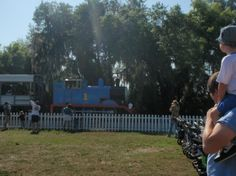 Day Out with Thomas at the Florida Railroad Museum in Parrish, FL