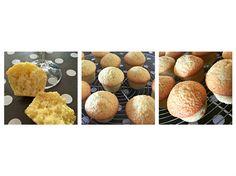Mini muffins noix de coco
