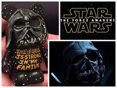Custom Spotlight – Brian Shapiro's Darth Vader Vinylmation
