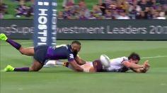 Melbourne Storm vs Brisbane Broncos highlights: NRL ROUND2 2017