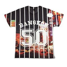 Bangkok 50 thailand all over #print fashion vintage #summer holiday mens t #shirt,  View more on the LINK: http://www.zeppy.io/product/gb/2/281764637575/