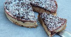 Healthy Vegan Caramel Tart Recipe